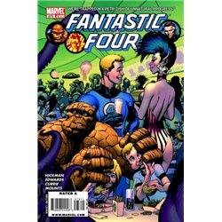 Fantastic Four No. 573 Year 2010