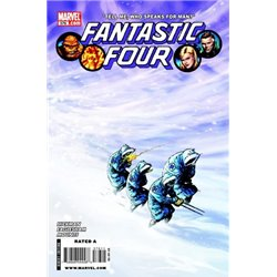 Fantastic Four No. 576 Year 2010