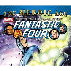 Fantastic Four No. 579 Year 2010