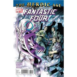 Fantastic Four  No. 581 Year 2010
