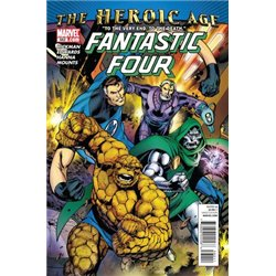 Fantastic Four  No. 582 Year 2010