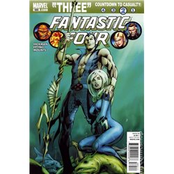 Fantastic Four  No. 585 Year 2011