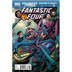 Fantastic Four No. 586 Year 2011