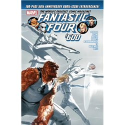 Fantastic Four No. 600 Year 2012