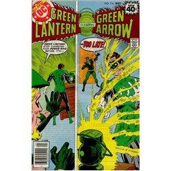 Green Lantern  No. 116 Year 1979