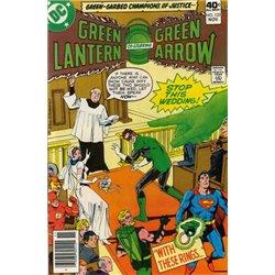 Green Lantern  No. 122 Year 1979