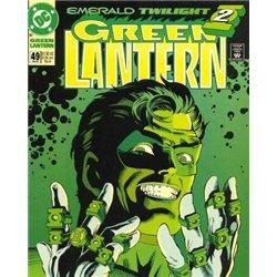 Green Lantern  No. 49 Year 1994