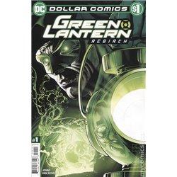 Green Lantern Rebirth No. 1 Year 2004