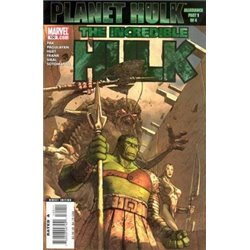 Hulk No. 100 Year 2007