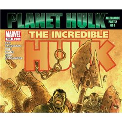 Hulk No. 101 Year 2007