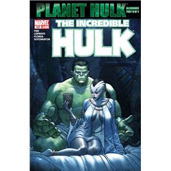 Hulk No. 103 Year 2007