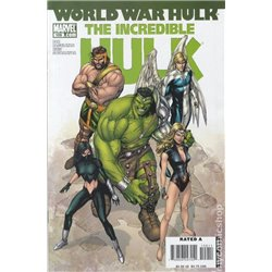 Hulk No. 109 Year 2007