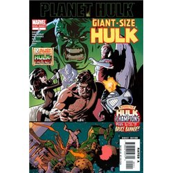 Giant Size Hulk No. 1 Year 2006