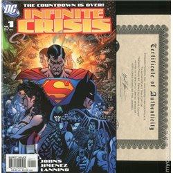 Infinite Crisis  No. 1 Year 2005