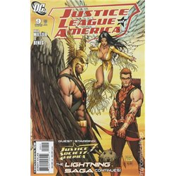 Justice League of America No. 9 Year 2007