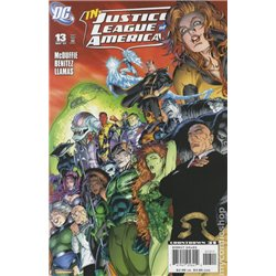 Justice League of America No. 13 Year 2007
