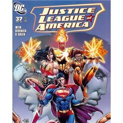 Justice League of America No. 37 Year 2010