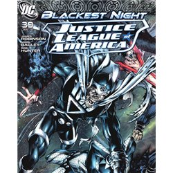 Justice League of America No. 39 Year 2010