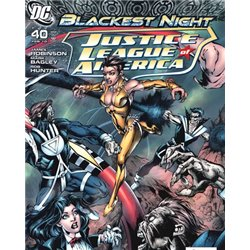 Justice League of America No. 40 Year 2010