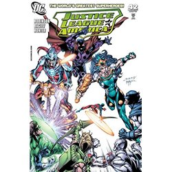 Justice League of America No. 42 Year 2010
