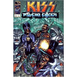 Kiss Psycho Circus No. 1 Year 1997