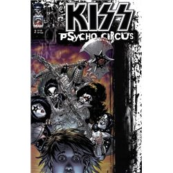 Kiss Psycho Circus No. 2 Year 1997
