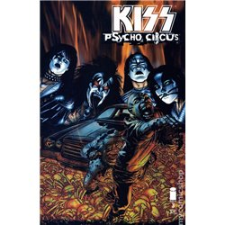 Kiss Psycho Circus No. 3 Year 1997