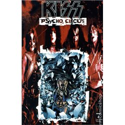 Kiss Psycho Circus No. 4 Year 1997