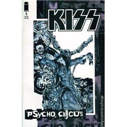 Kiss Psycho Circus No. 5 Year 1997
