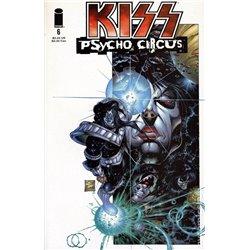 Kiss Psycho Circus No. 6 Year 1998