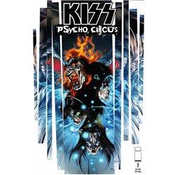 Kiss Psycho Circus No. 7 Year 1998