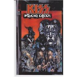 Kiss Psycho Circus No. 9 Year 1998
