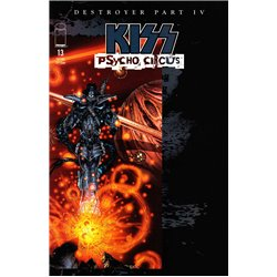 Kiss Psycho Circus No. 13 Year 1998