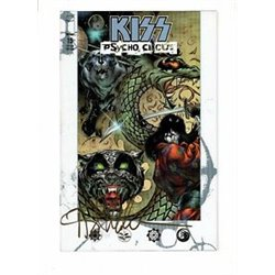 Kiss Psycho Circus No. 15 Year 1998