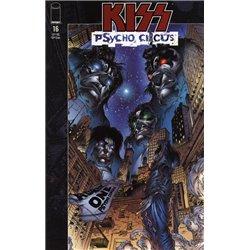 Kiss Psycho Circus No. 16 Year 1998