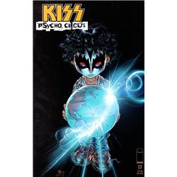 Kiss Psycho Circus No. 17 Year 1998