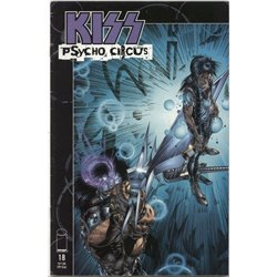 Kiss Psycho Circus No. 18 Year 1999