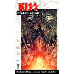 Kiss Psycho Circus No. 19 Year 1999