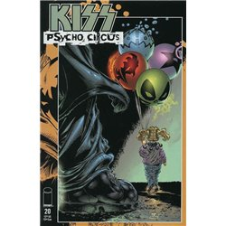 Kiss Psycho Circus No. 20 Year 1999