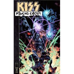 Kiss Psycho Circus No. 22 Year 1999