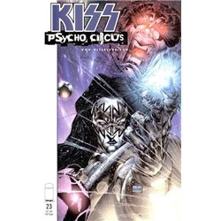 Kiss Psycho Circus No. 23 Year 1999