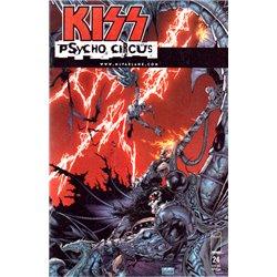 Kiss Psycho Circus No. 24 Year 1999