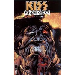 Kiss Psycho Circus No. 25 Year 1999