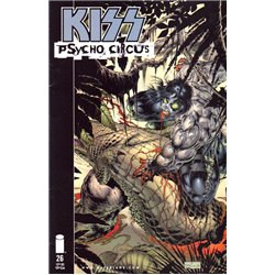 Kiss Psycho Circus No. 26 Year 1999