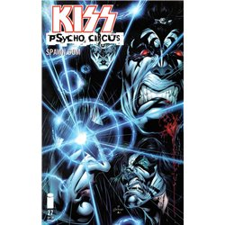Kiss Psycho Circus No. 27 Year 1999