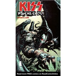 Kiss Psycho Circus No. 29 Year 1999