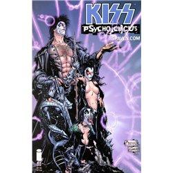 Kiss Psycho Circus No. 30 Year 1999