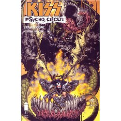 Kiss Psycho Circus No. 31 Year 1999