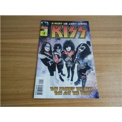 Kiss ( dark horse ) No. 1 Year 2002