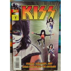 Kiss ( dark horse ) No. 2 Year 2002